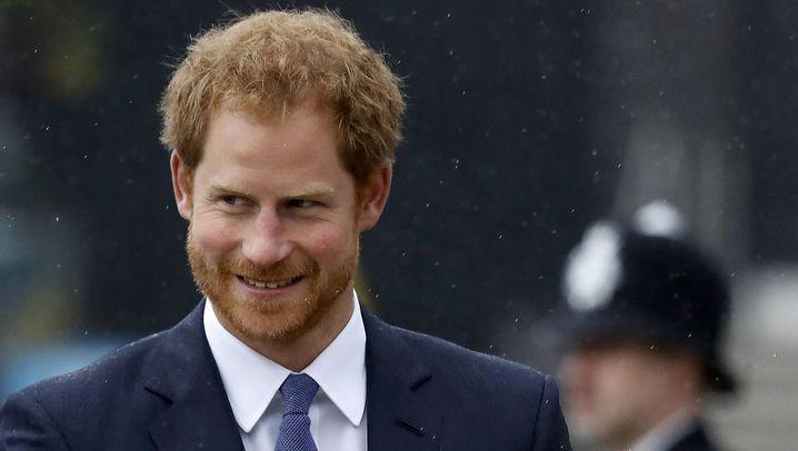 Prinz Harry: Der Thronverächter