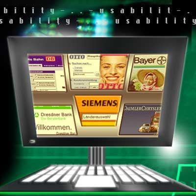 Verwirrung: Chaotische Websites schrecken ab
