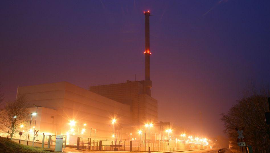 Atomkraftwerk Krümmel: Strenge Richtlinien