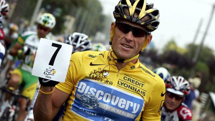 Im Schatten der Dopingvorwürfe: Die Karriere des Lance Armstrong