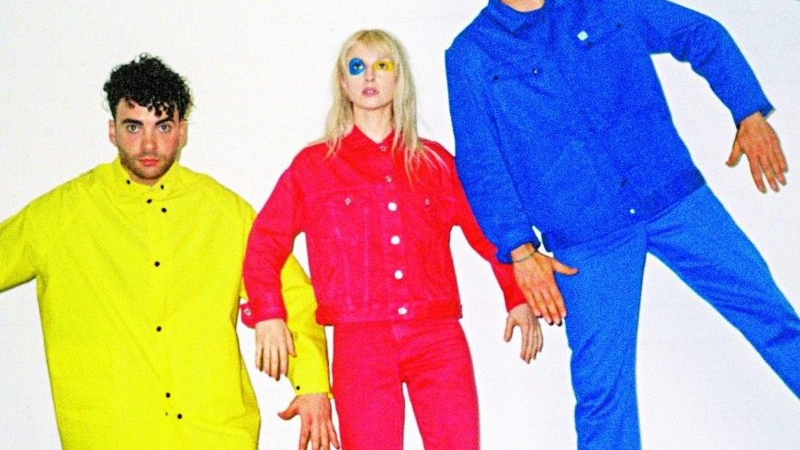 Rockband Paramore