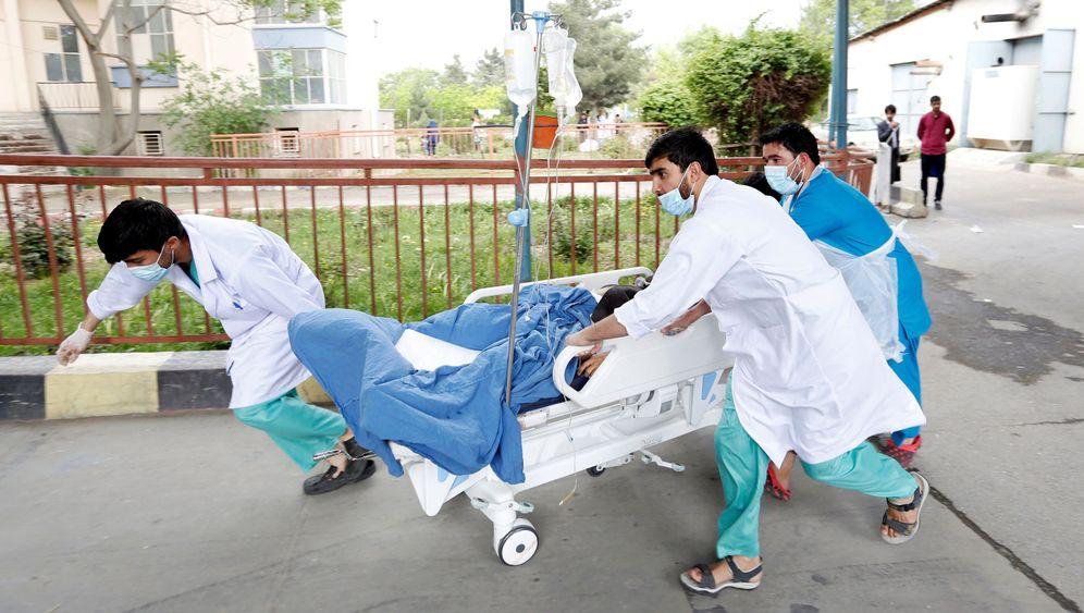 Afghanistan: Selbstmordanschlag in Kabul