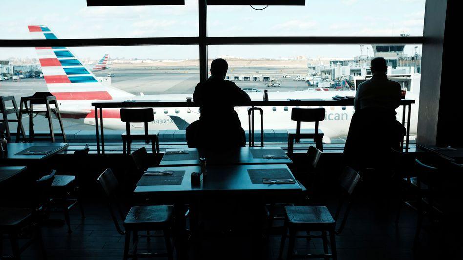 Einreisen in die USA sollen bald wieder möglich sein