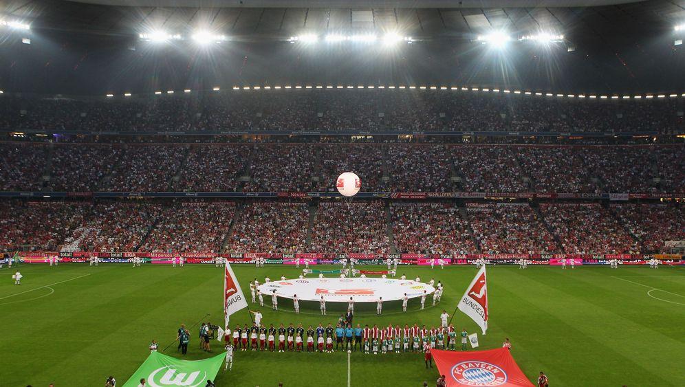 Bayern vs. Wolfsburg: Müller und Schweinsteiger sichern den Auftaktsieg