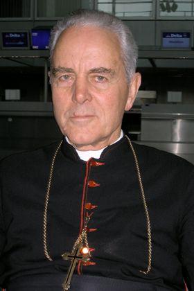 British bishop Richard Williamson denied the Holocaust in an interview on Swedish television.
