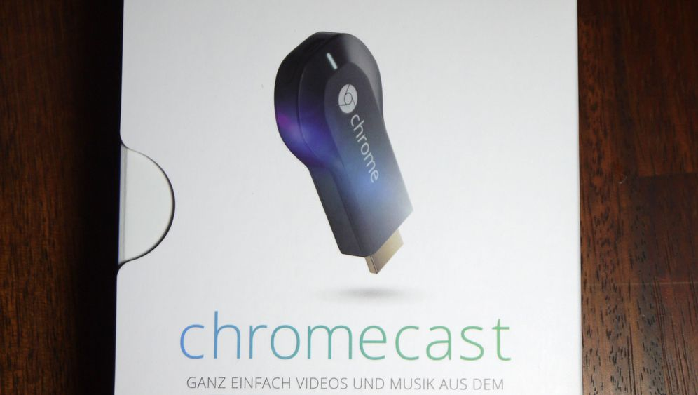 Chromecast: So funktioniert Googles Streaming-Stick