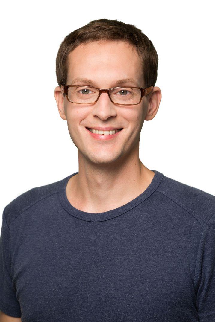 Benjamin Raschke, Grünen-Abgeordneter im Brandenburger Landtag