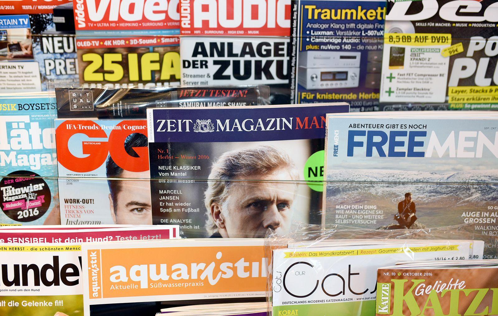 Zeitmagazin Mann