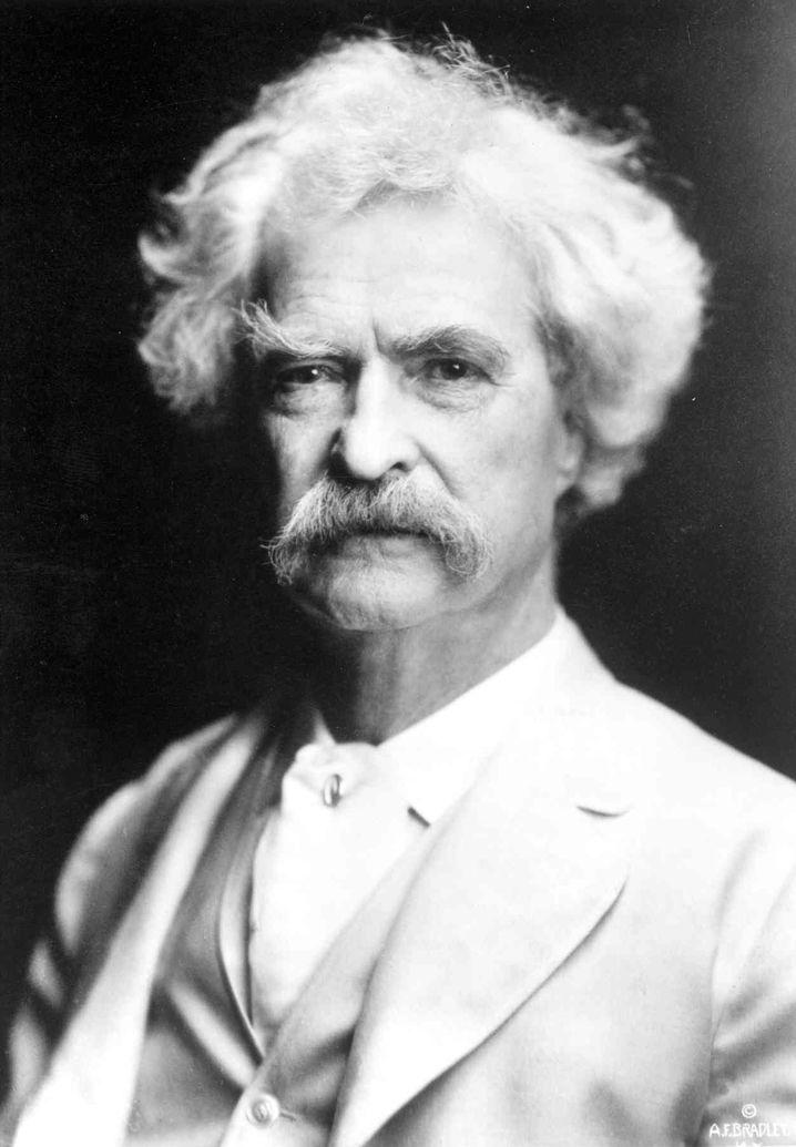 Bitte vormerken: Das nächste Google Doodle zu Mark Twain gibt es 2017 (107. Todestag)