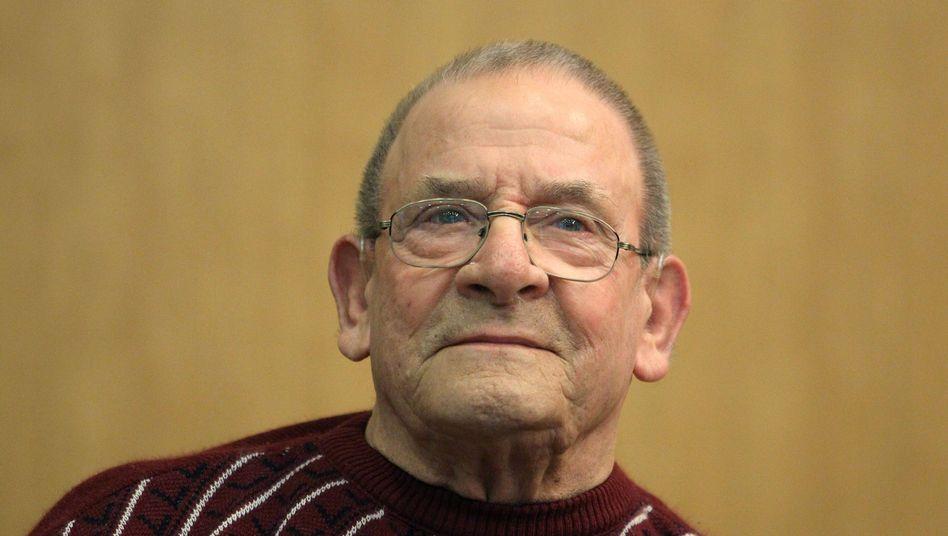 Heinrich Boere vor Gericht (2010): Lebenslange Haft wegen dreifachen Mordes
