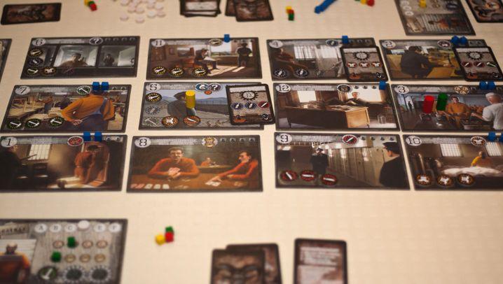 Neues von der Spielmesse: Alcatraz, Verrat hinter Gittern