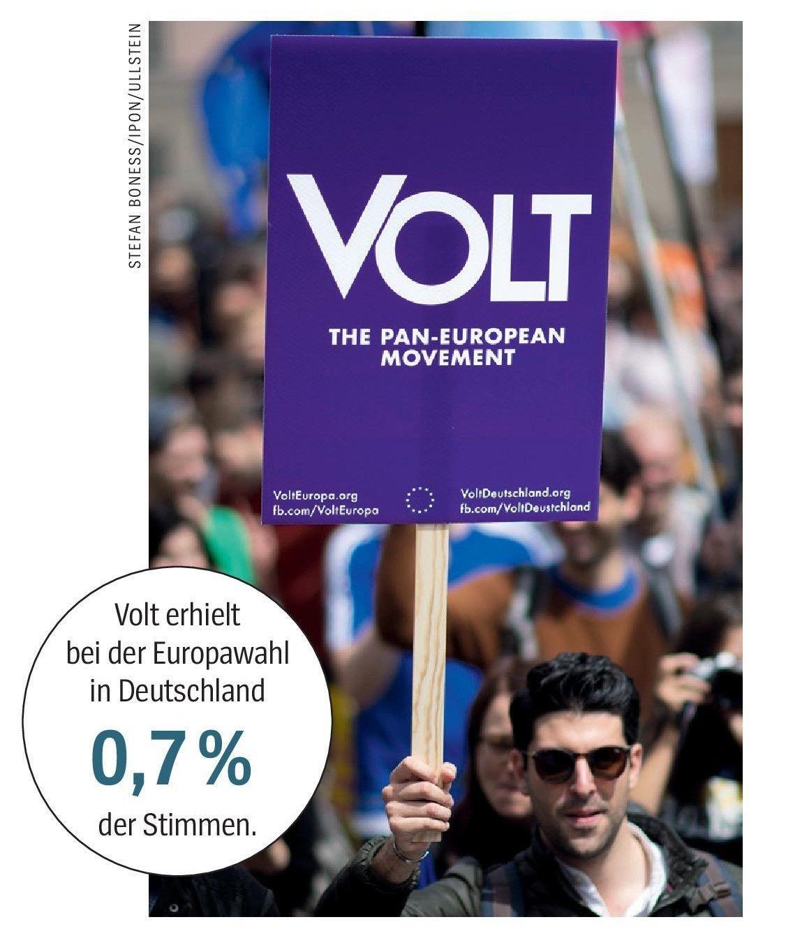volt europawahl 2020