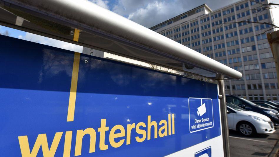 Zentrale der Wintershall Holding (Archiv)