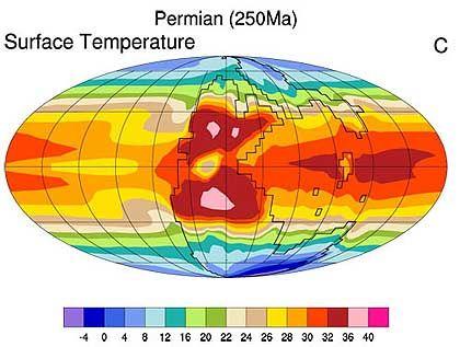 Simuliertes Massensterben: Stark steigende Temperaturen schwächten Wasserzirkulation