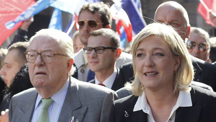 Familienkrach in Frankreich: Le Pens Provokationen