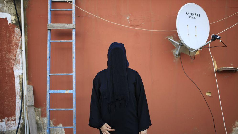 Muslimischer Gesichtsschleier: Der Blick durch den Niqab
