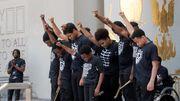 Tausende Demonstranten erinnern an das Ende der Sklaverei