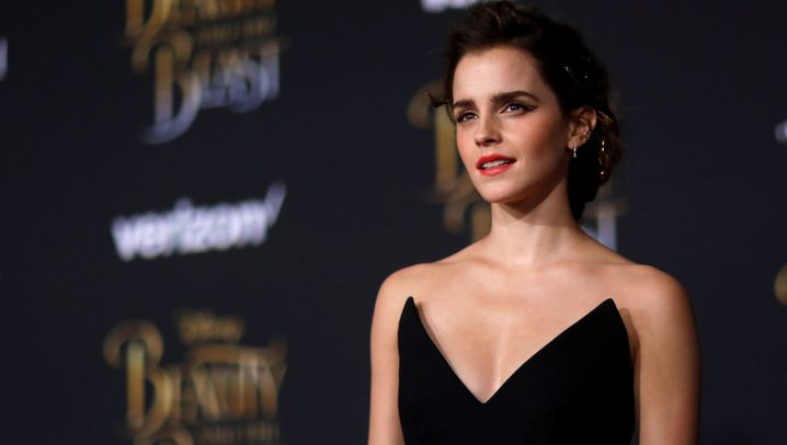 """Emma Watson: """"Kein Stock, um andere Frauen zu schlagen"""""""