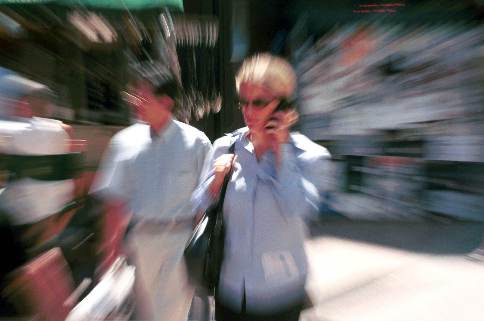 Handystrahlung / Telefon