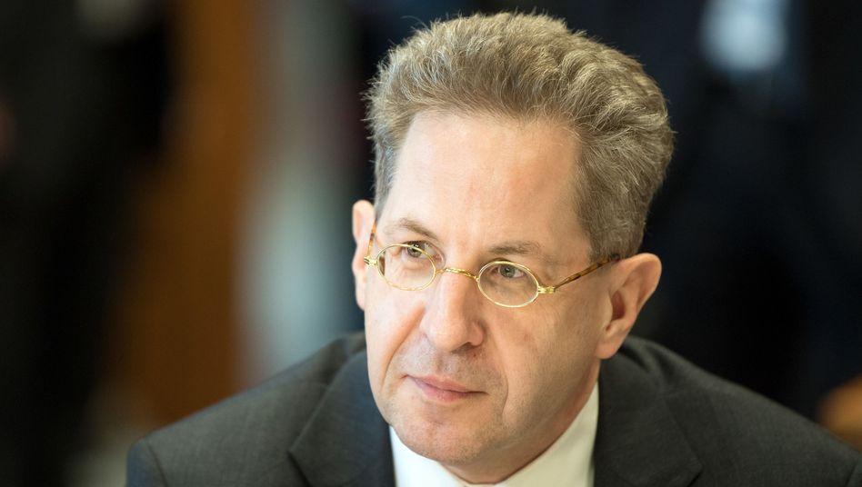 Ex-Verfassungsschutzchef Maaßen