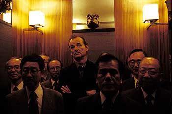 Amerikaner in Asien: Harris (Bill Murray) begegnet Charlotte im Aufzug