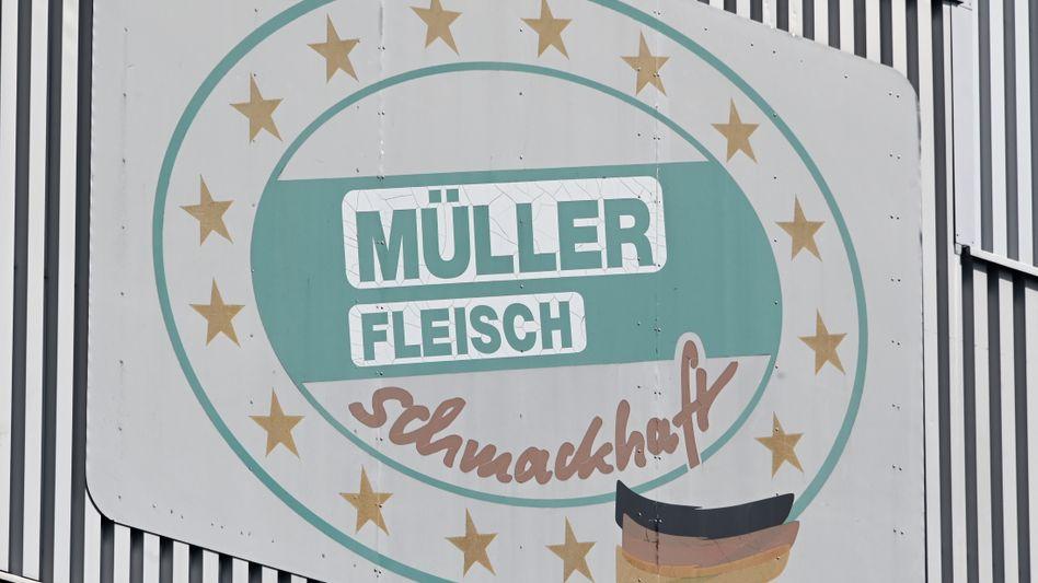 """Müller-Fleisch-Zentrale:Arbeitsbedingungen """"wie im Mittelalter"""""""