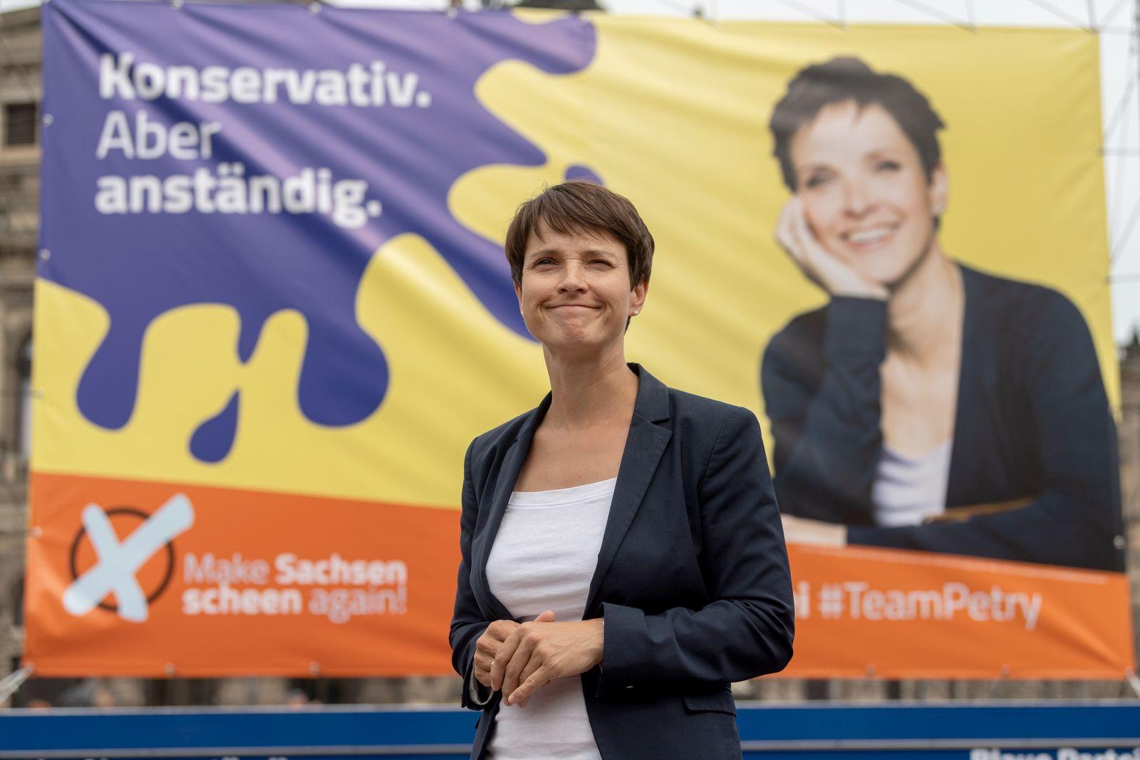 Frauke Petry/ Partei/ Flopp