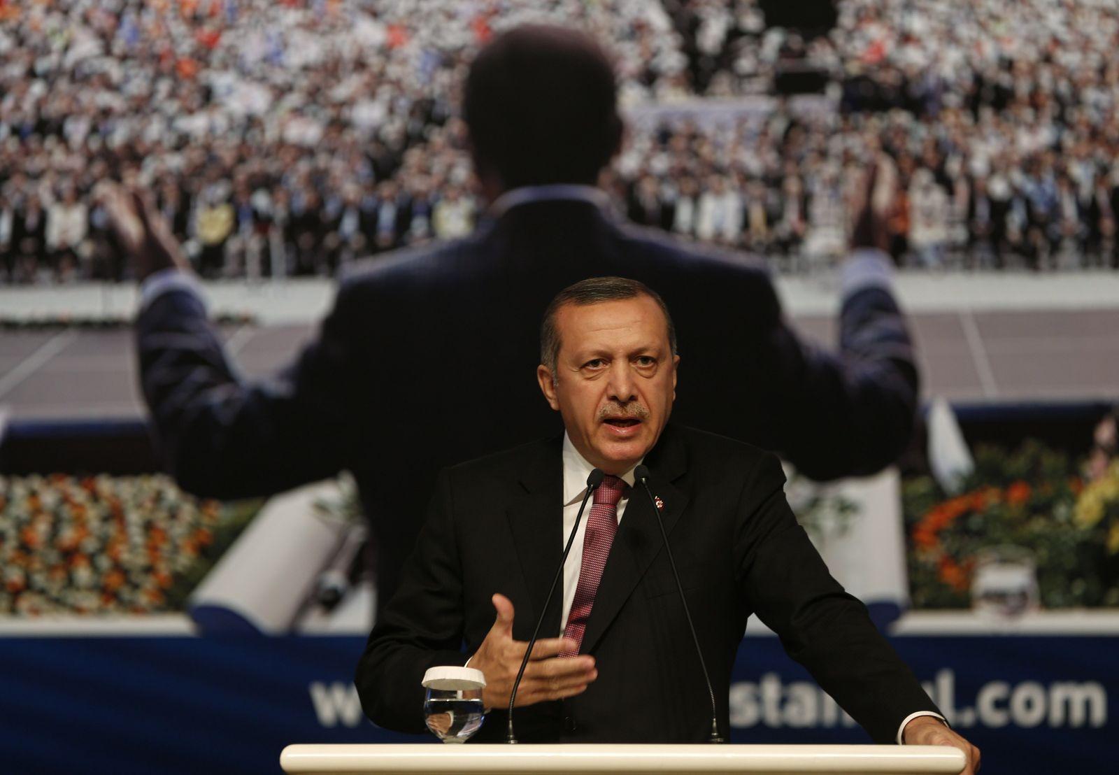 TURKEY-AKP Erdogan Türkei