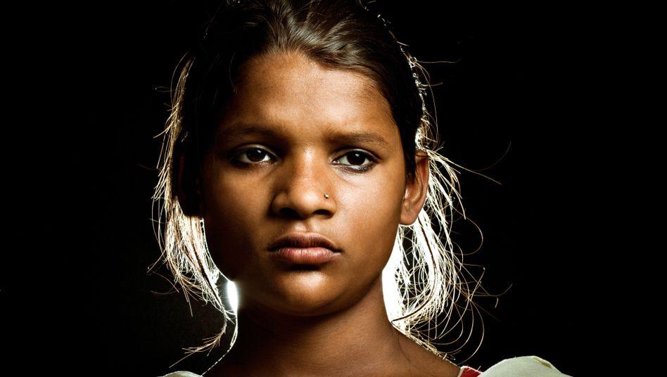 Indisches Mädchen