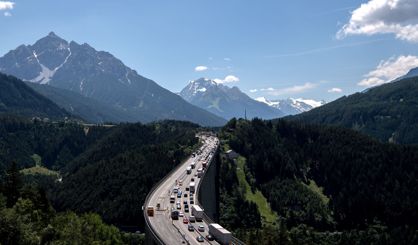 Tirol / Brenner / Europabrücke