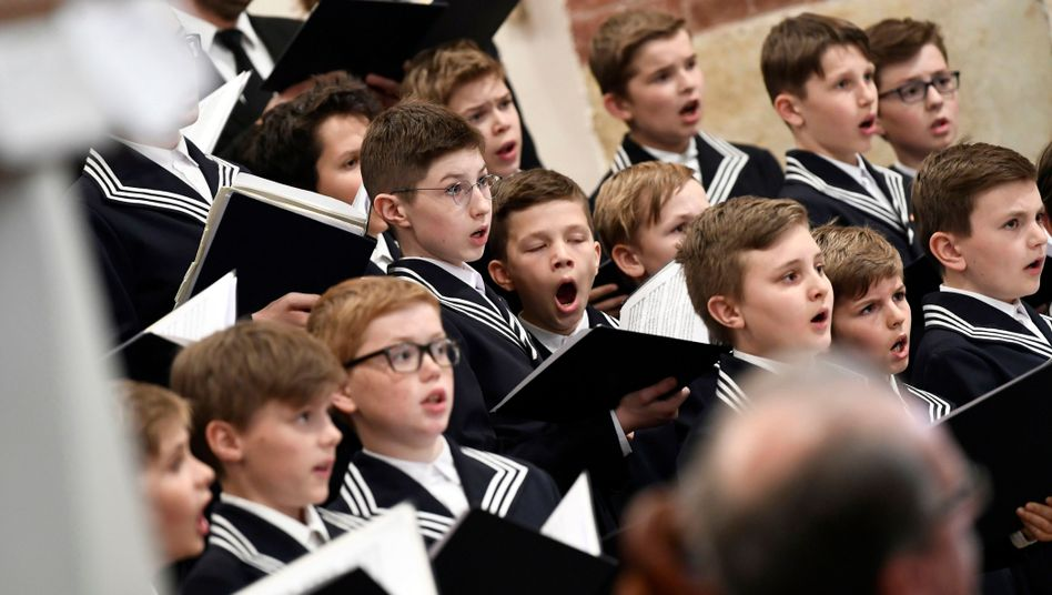 In dem berühmten Thomanerchor in Leipzig singen bislang nur Jungs