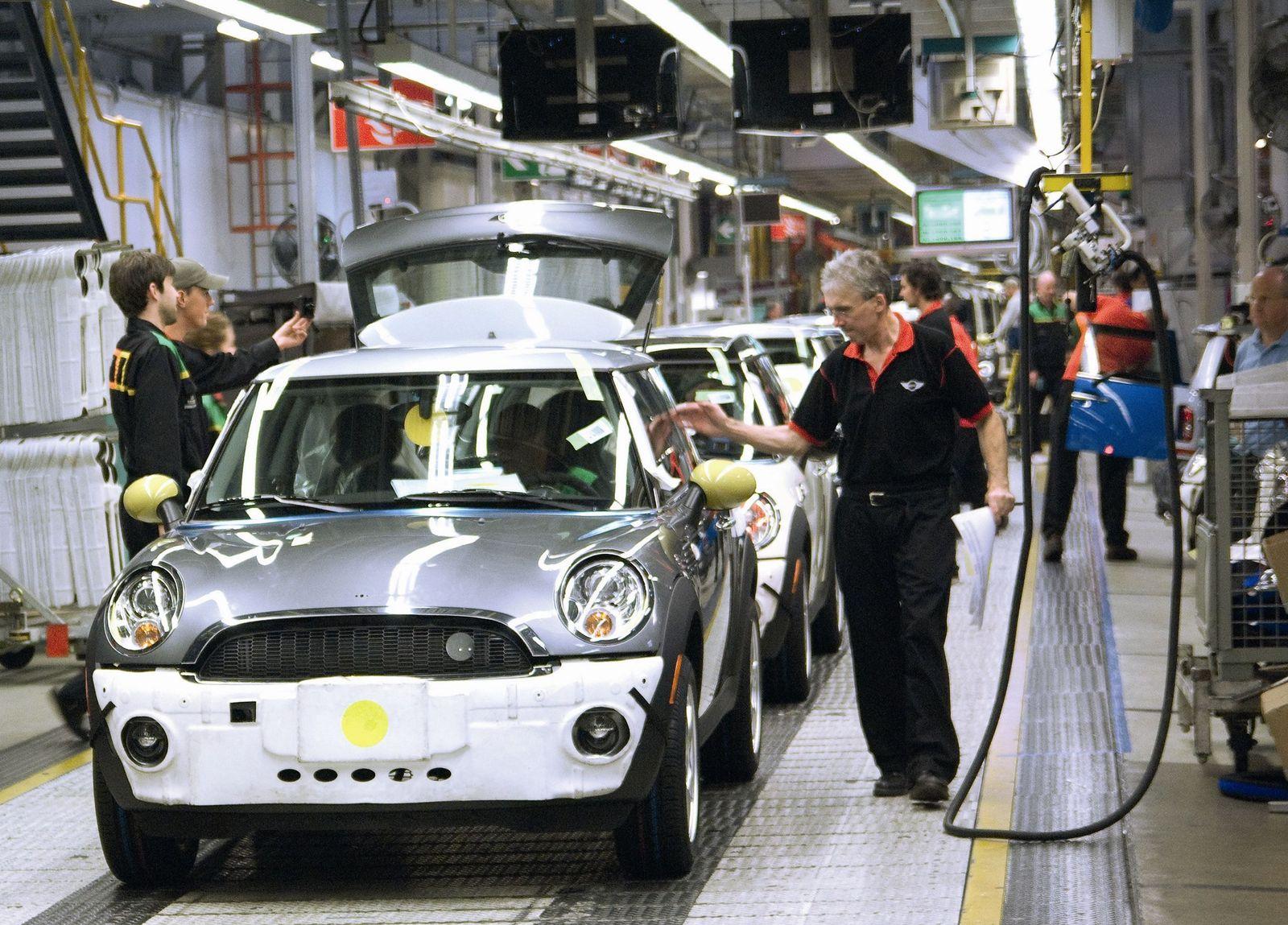 BMW-Tochter Mini plant Absatzsprung