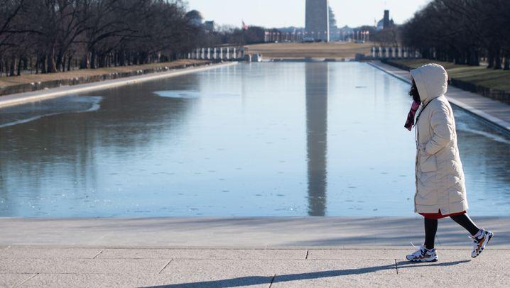 USA: Kälte hält an