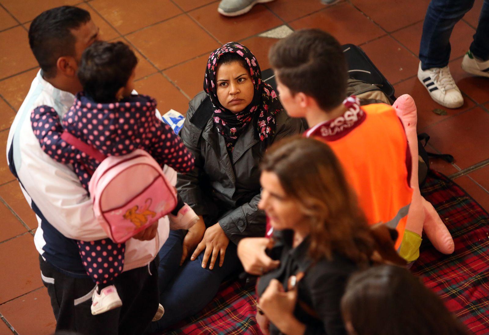 Hamburg/Flüchtlinge