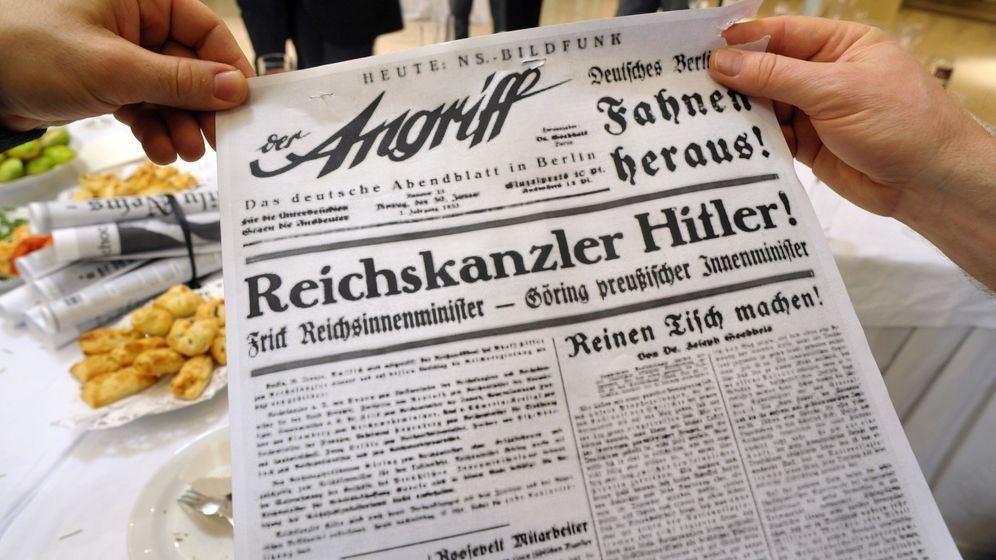 Photo Gallery: Nazi Propaganda at the Biathlon