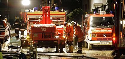 Feuerwehrleute: Unterscheidung zwischen aktivem und inaktivem Dienst