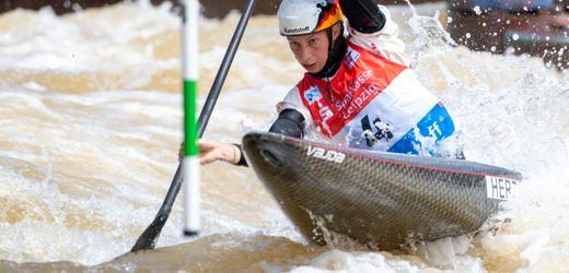 Olympische Spiele: Deutsche Slalomkanuten überzeugen bei Generalprobe für Tokio 2021