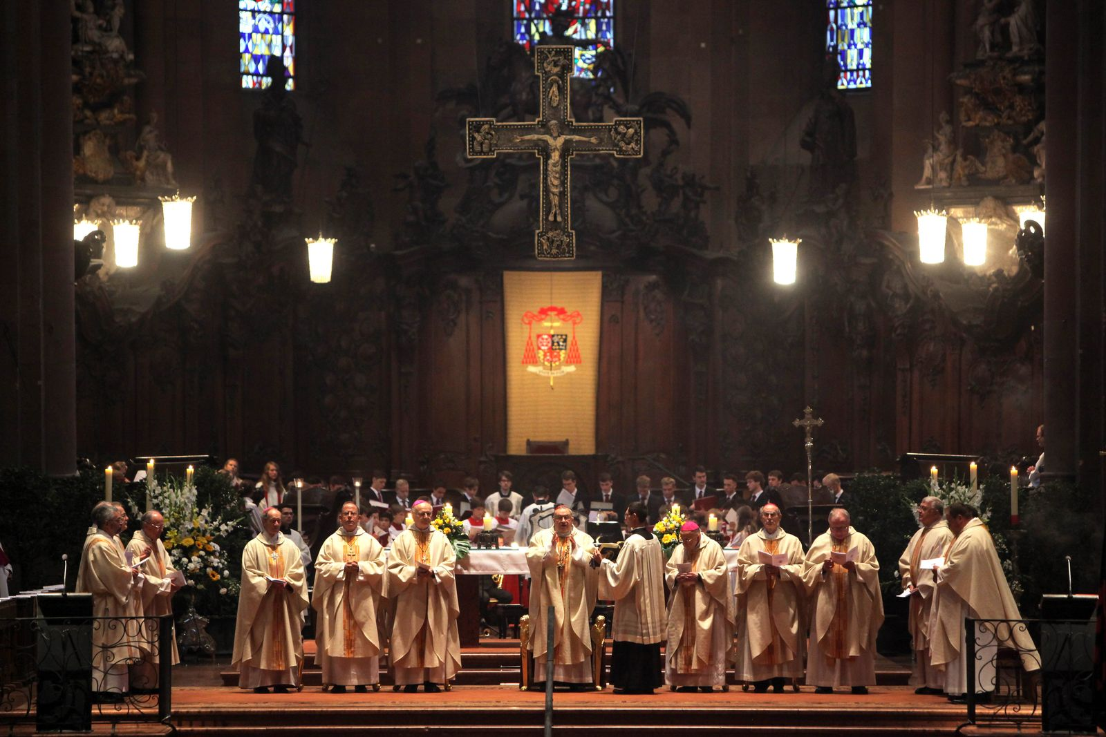 Gottesdienst Katholische Kirche