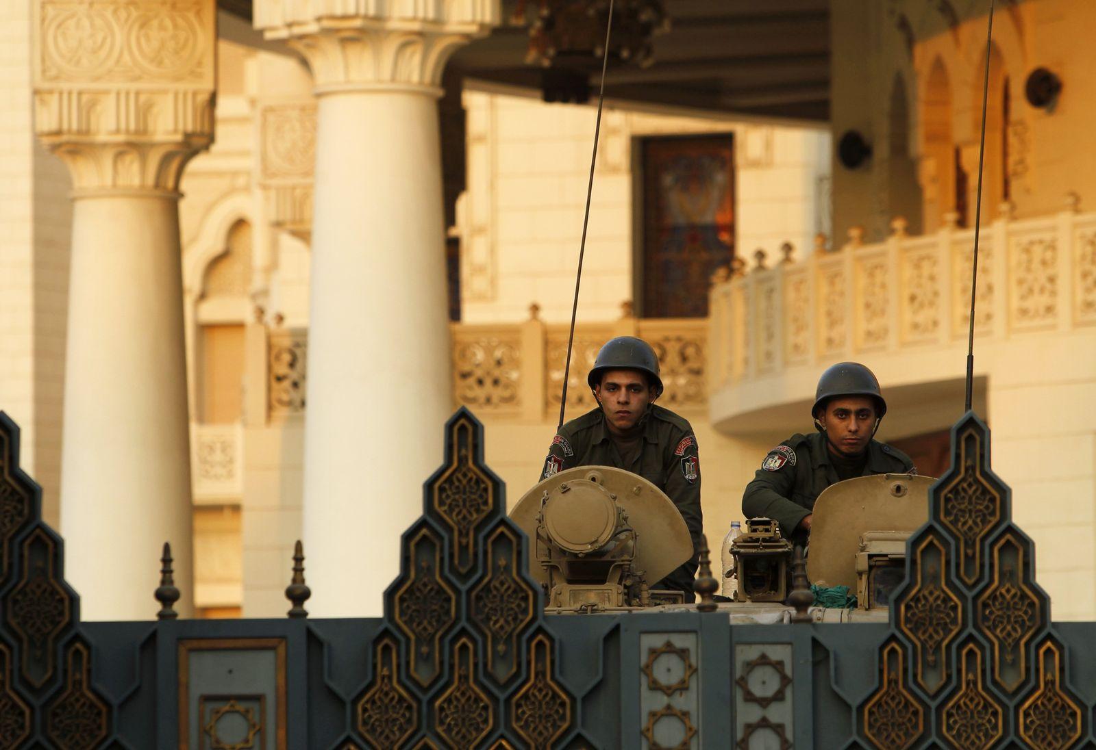 XXL Ägypten/ Präsidentenpalast