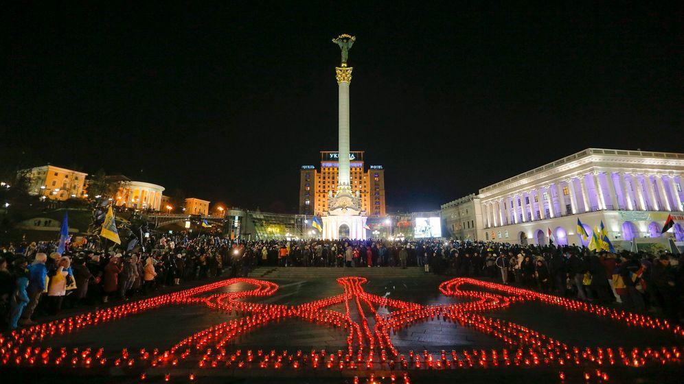 Photo Gallery: Ukraine's Road to War