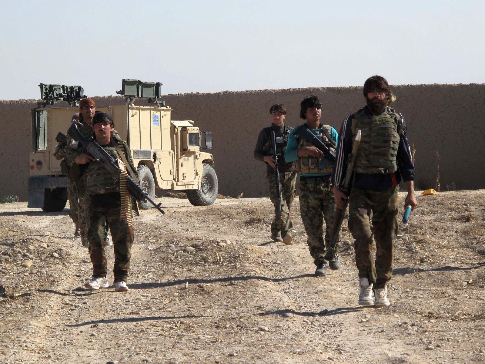Helmand/Sangin/Afghanistan