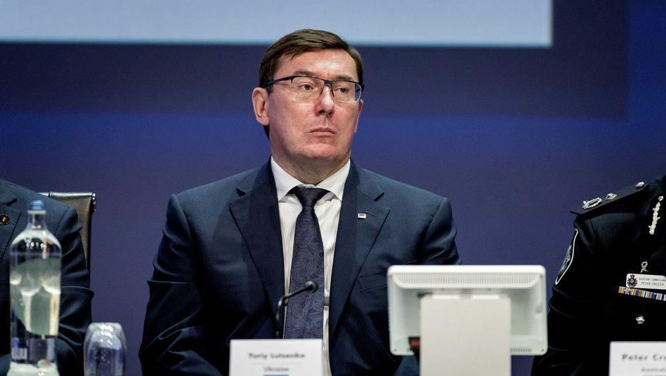 Juri Lutsenko: Ukrainischer Generalstaatsanwalt