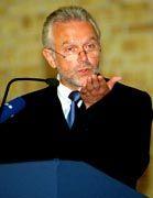 Kritische Töne Richtung Parteispitze: Wolfgang Kubicki