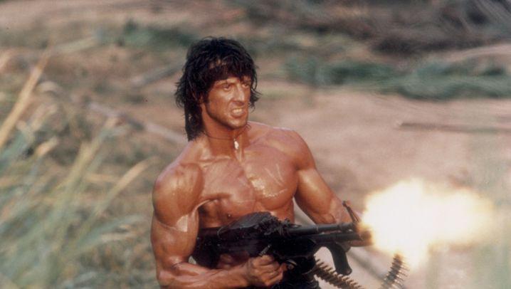 Rocky, Rambo & Co.: Sylvester Stallone - ein Mann schlägt sich durch