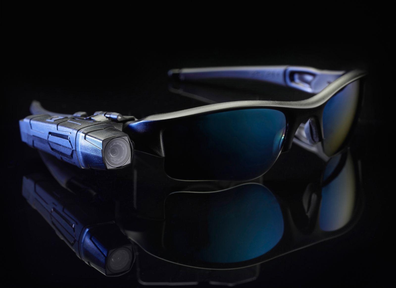 AXON flex/ Brille mit Kamera/ Behörden