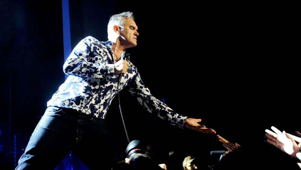Morrissey: Mag weder Mensch noch Fleisch