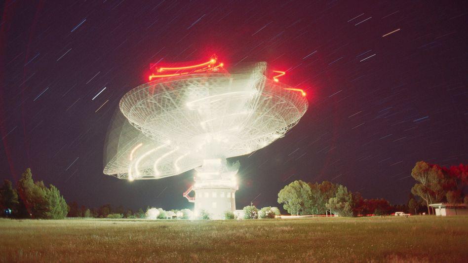 Parkes Observatorium, Australien: Signale aus dem All?