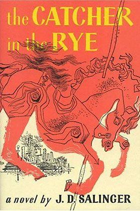 """Salinger-Buch """"Der Fänger im Roggen"""" (Originalausgabe): Weltruhm mit einem Roman"""