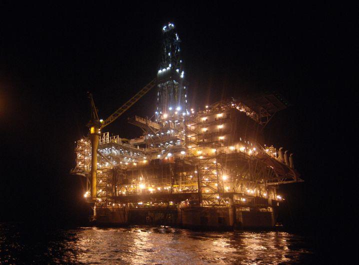 Ölplattform in Angola: Japan investiert gern im Land