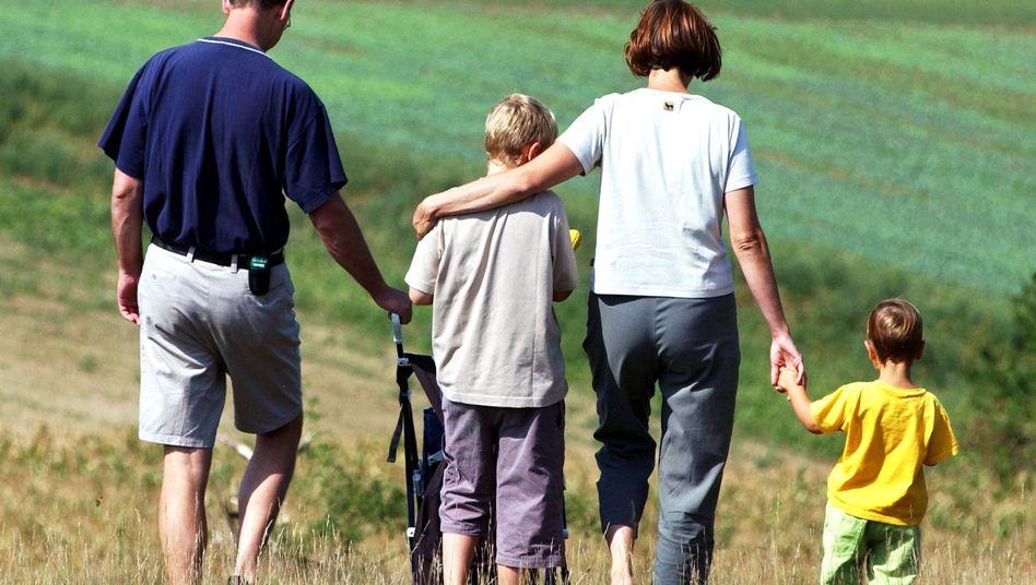Familie: Ehegattensplitting abschaffen?